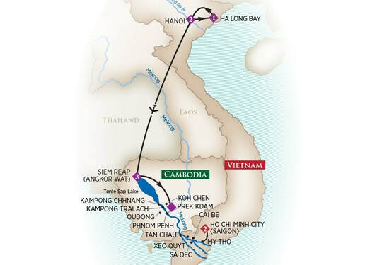 Vietnam Itinerary - Journeys For Women
